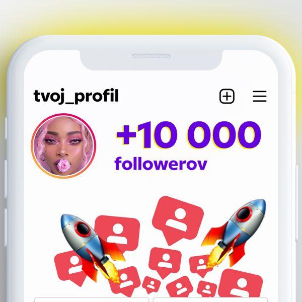 kúpiť 10000 followerov pre instagram