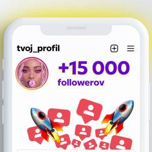 kúpiť 15000 followerov pre instagram