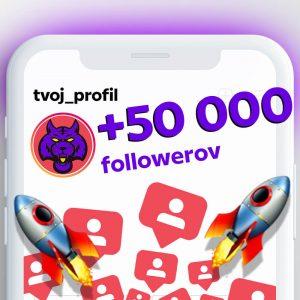 kúpiť 50000 followerov pre instagram